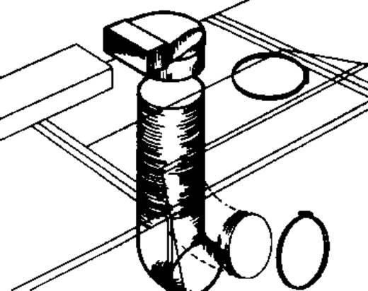 Vlakkanaal ventilatiesysteem 100 Afbuigstuk Wallair 20200114