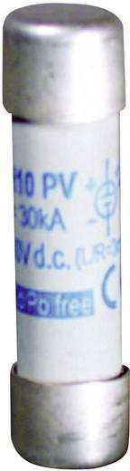 ESKA 1038727 Fotovoltaïsche zekering (Ø x l) 10.3 mm x 38 mm 10 A 1000 V/DC Snel -F- 1 stuks