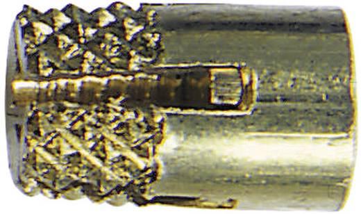 Bopla DODGE M 3 X 6.5 Draadbus Messing Messing 1 stuks