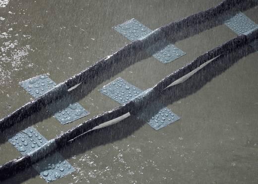 3M 389 Textieltape Zilver (l x b) 50 m x 50 mm Gomharslijm Inhoud: 1 rollen