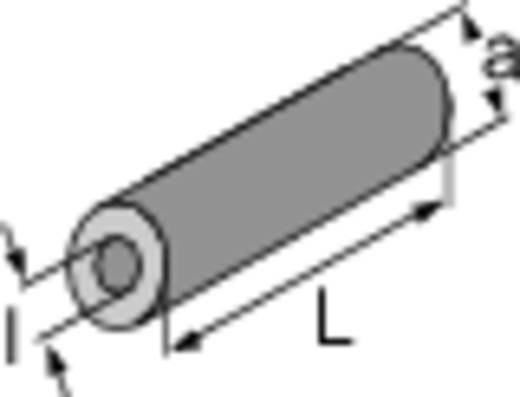 Afstandbouten Buiten en binnen schroefdraad Polystereen Afstand 6 mm 1 stuks