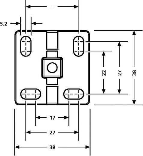 HellermannTyton HWClip25-HIRHS-BK-50 HWPP-clip Inhoud: 1 stuks