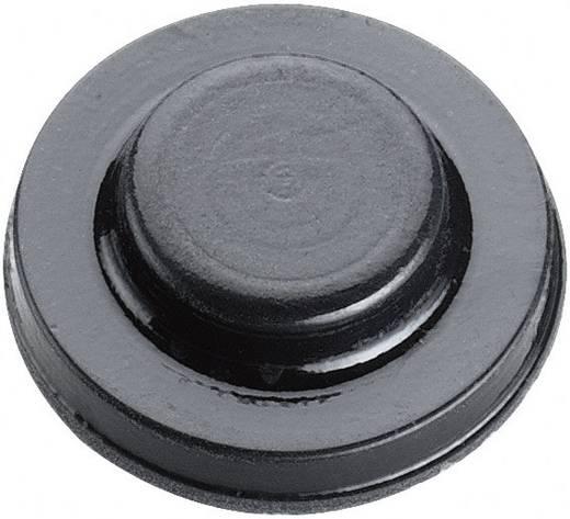 3M SJ6115 Apparaatvoet Zelfklevend, Rond Zwart (Ø x h) 15.9 mm x 4.75 mm 1 stuks
