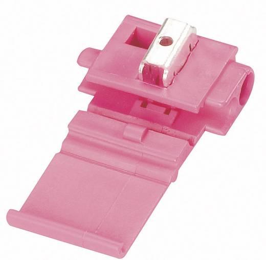 3M Zwakstroomverbinder Flexibel: 0.5- Massief: 0.5-1.5 mm² Aantal polen: 2 1 stuks Rood