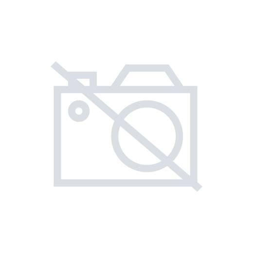 Fastech Klittenband met riem Haak- en lusdeel (l x b) 350 mm x 20 mm Zwart, Rood 2 stuks