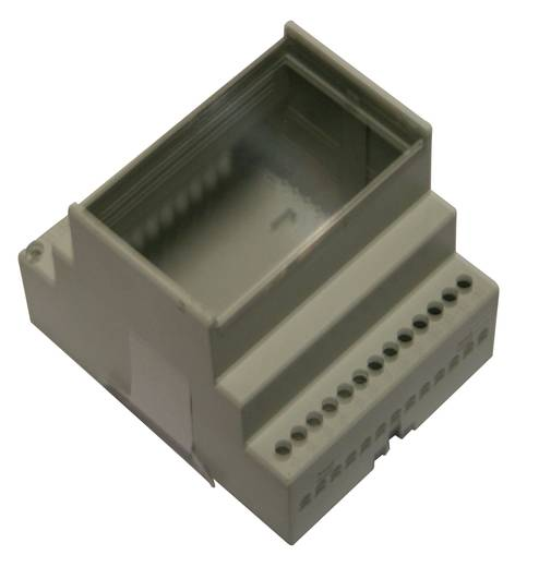 MR4 DIN-rail-behuizing 71.5 x 75.5 x 91 Kunststof 1 stuks