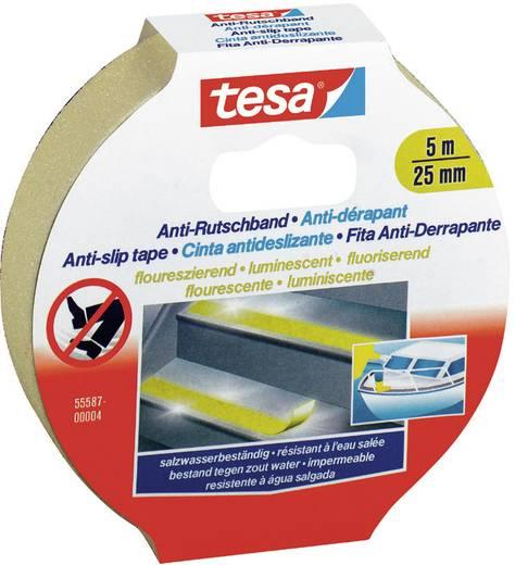 tesa Anti-slip tape Wit (l x b) 5 m x 25 mm Polyacrylaatzuurester Inhoud: 1 rollen