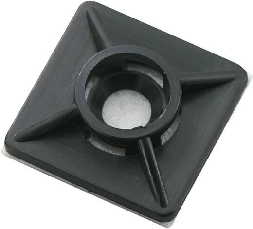 Bevestigingssokkel Zwart C