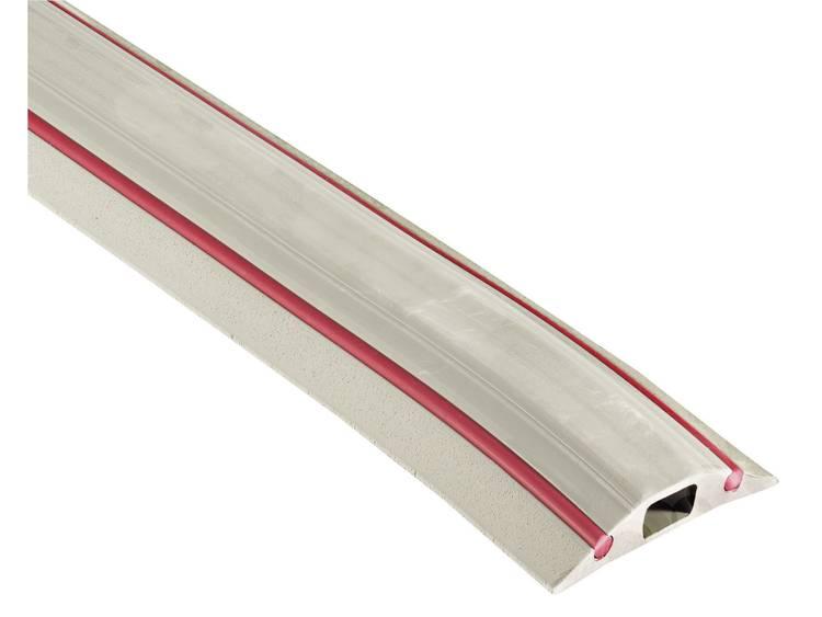 Vulcascot Kabelbrug Rubber Grijs Aantal kanalen: 1 3000 mm Inhoud: 1 stuks