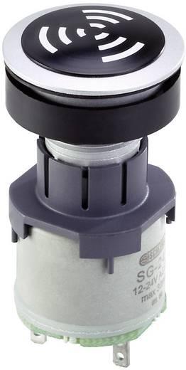 Akoestische signaalgenerator Rontron-R Geluidsontwikkeling: 87 dB 12-24 V A~/A= Inhoud: 1 stuks