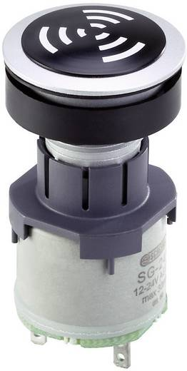 Miniatuurzoemer 85 dB 24 V Schlegel RRJNSG+SG-24V 28 mm Inhoud: 1 stuks