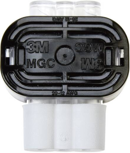 3M Scotchlok Zwakstroomverbinder Flexibel: 0.79-3.14 mm² Massief: 0.79-3.14 mm² Aantal polen: 2 1 stuks Grijs
