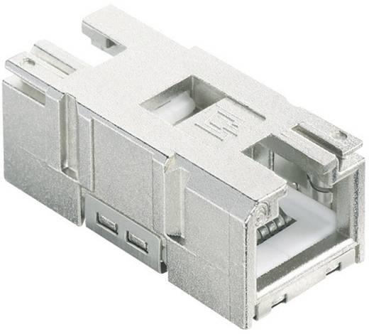 Metz Connect 1401243312KE RJ45 Industriële inbouwconnector IP67 V4 Aantal polen: 8P8C Inhoud: 1 stuks