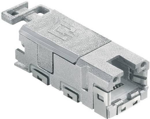 Metz Connect 1401143312KE RJ45 Industriële inbouwbus IP67 V4 Aantal polen: 8P8C Inhoud: 1 stuks
