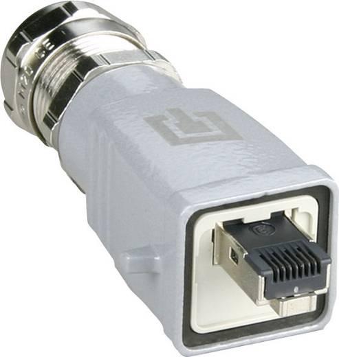 Metz Connect 1401465010ME RJ45 Industriële connector IP67 V5 Aantal polen: 8P8C Inhoud: 1 stuks