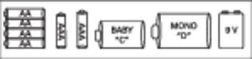Accukrimpkous zonder lijm Wit 44 mm Krimpverhouding:2:1 Conrad Components 541967 1 stuks