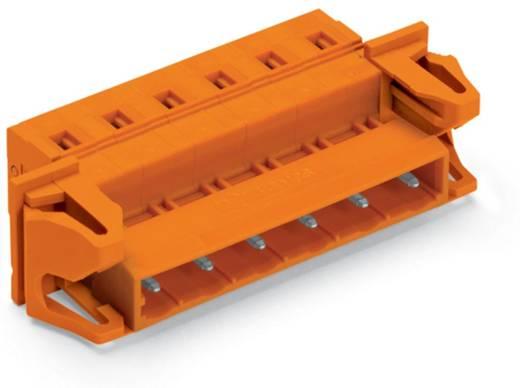 WAGO 731-636/114-000 Male header (standaard) 2081 Totaal aantal polen 6 Rastermaat: 7.62 mm 25 stuks