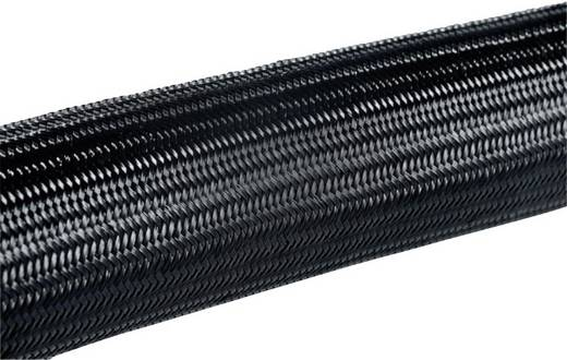 Helagaine gevlochten slang HEGPA66 Bundelbereik-Ø: 7 - 12 mm HEGPA6610 HellermannTyton Inhoud: Per meter