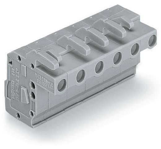 WAGO 732-105/026-000 Busbehuizing-kabel 732 Totaal aantal polen 5 Rastermaat: 7.50 mm 25 stuks
