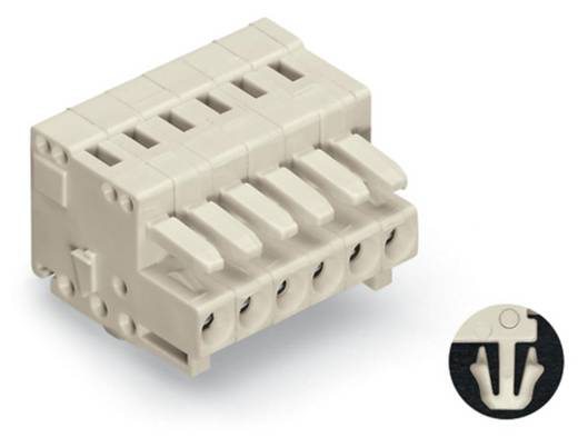 WAGO 734-107/008-000 Busbehuizing-kabel 734 Totaal aantal polen 7 Rastermaat: 3.50 mm 50 stuks