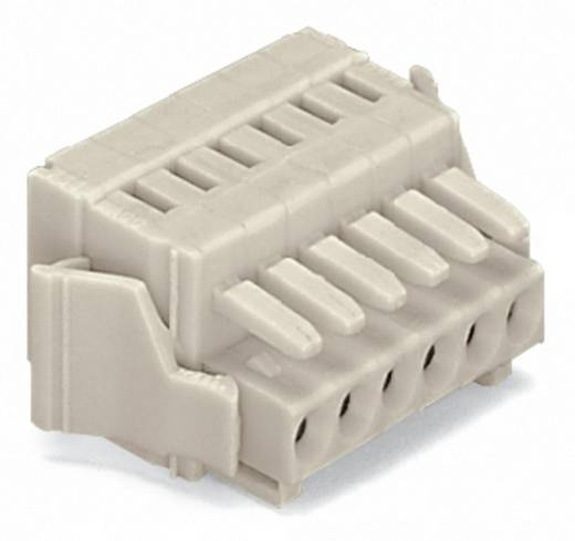 WAGO 734-103/037-000/032-000 Busbehuizing-kabel 734 Totaal aantal polen 3 Rastermaat: 3.50 mm 50 stuks
