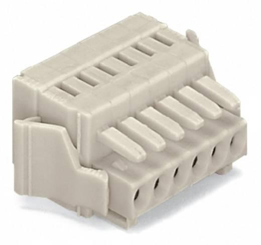 WAGO 734-106/037-000 Busbehuizing-kabel 734 Totaal aantal polen 6 Rastermaat: 3.50 mm 50 stuks