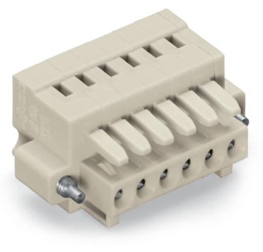 Busbehuizing-kabel Totaal aantal polen 10 WAGO 734-110/107-