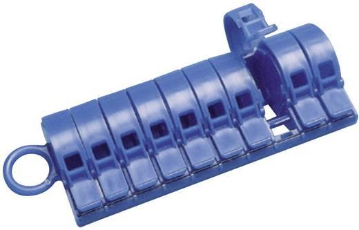 Kabelmerker PMD PMD Blauw Panduit Inhoud: 1 stuks