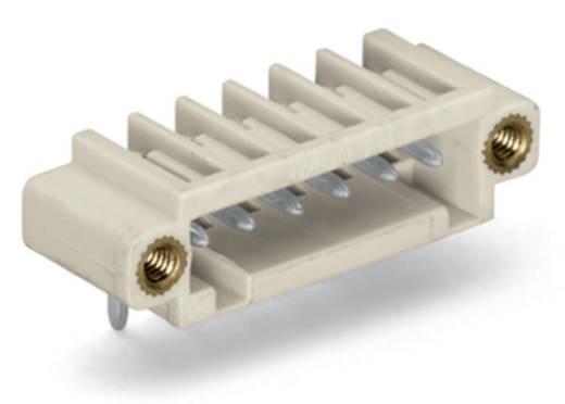 Male header (standaard) 2140 Totaal aantal polen 6 WAGO 734-166/108-000 Rastermaat: 3.50 mm 100 stuks