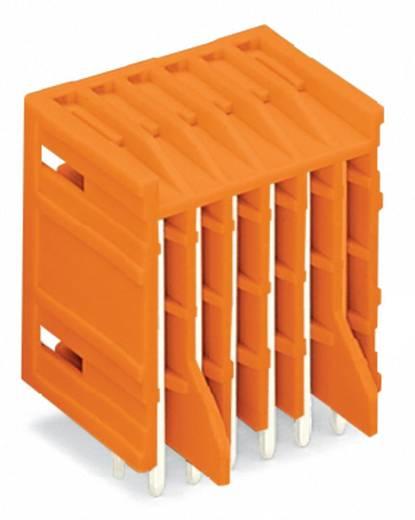 WAGO 734-432/001-000 Male header (standaard) 2140 Totaal aantal polen 4 Rastermaat: 3.81 mm 100 stuks