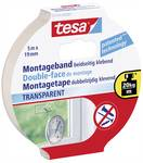 tesa POWERBOND montagetape transparant