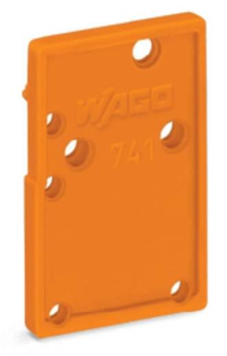 Afsluitplaat WAGO Oranje 100 stuks