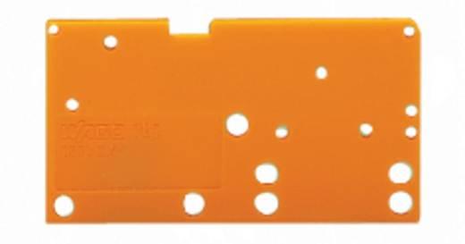 Afsluitplaat 742-650 WAGO Oranje 300 stuks