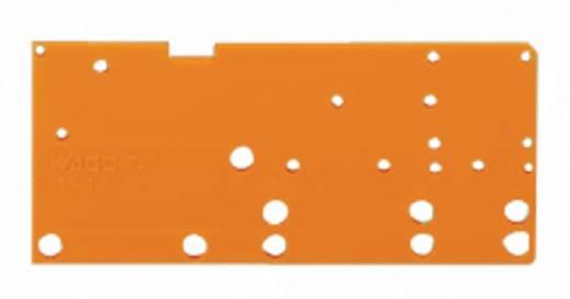 Afsluitplaat 742-651 WAGO Oranje 300 stuks
