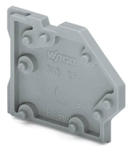 Grid afstandhouder 745-338 WAGO Grijs 500 stuks