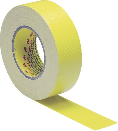 3M Scotch 399 Textieltape Geel (l x b) 50 m x 44 mm Inhoud: 1 rollen