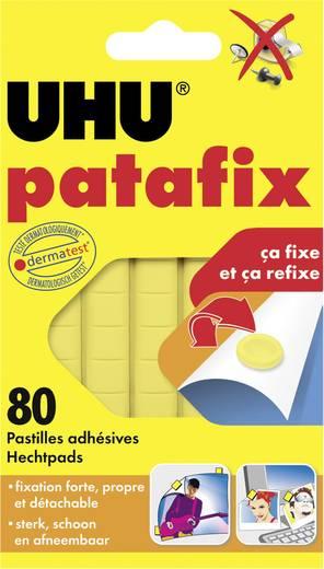 UHU 50140 UHU Patafix pads Geel