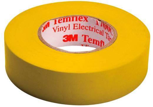 3M Temflex 1500 Isolatietape Geel (l x b) 10 m x 15 mm Inhoud: 1 rollen