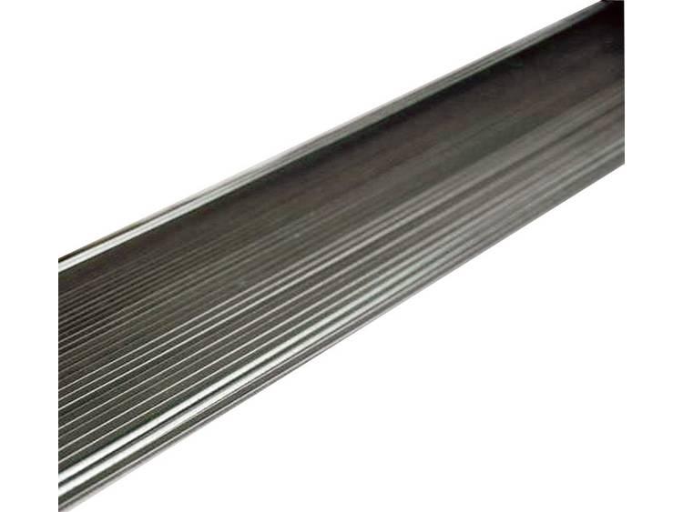 Serpa Kabelbrug Thermoplast Donkergrijs Aantal kanalen: 1 3000 mm Inhoud: 1 stuks