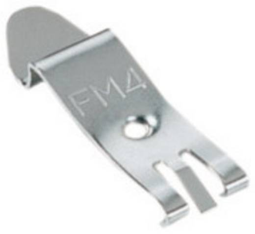 HellermannTyton DINClip-FM4 Extra bevestiging DIN-clip 1 stuks