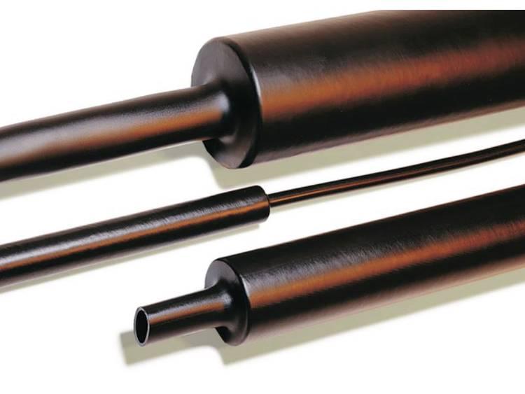 Middelwandige krimpkous Insultite 4:1 met binnenlijm Ø voor-na krimpen: 19 mm-6 mm Krimpverhouding 4