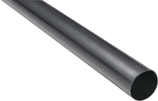 Krimpkous met lijm Zwart 24 mm Krimpverhouding:3:1 HellermannTyton 315-13006 TA37-24/8-BK-1200 1 m