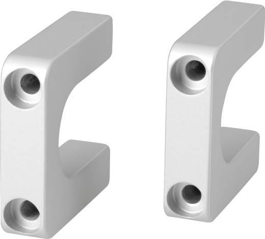 Schroff Multipac 20860-256 Draaghandgreep Grijs (l x b x h) 40 x 40 x 10 mm 1 stuks