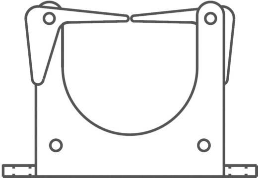 Bevestigingssokkel Schroefbaar met bevestigingsbinder Zwart Panduit ER1.25-E4-X ER1.25-E4-X 1 stuks