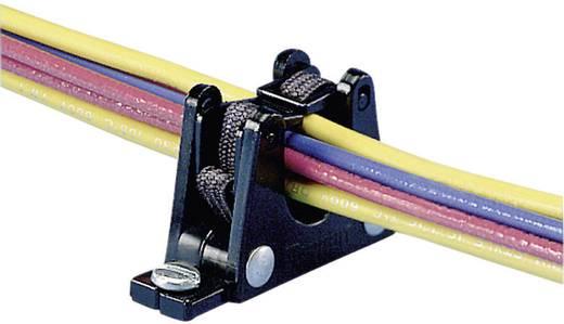 Panduit ER1.25-E4-X ER1.25-E4-X Bevestigingssokkel Schroefbaar Zwart 1 stuks