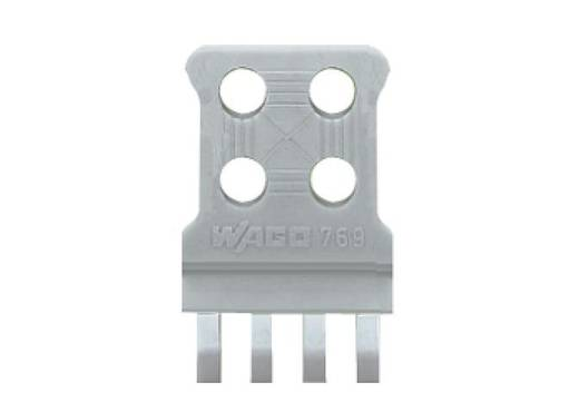 WAGO 769-412 769-412 Snoerontlastingsplaat 100 stuks