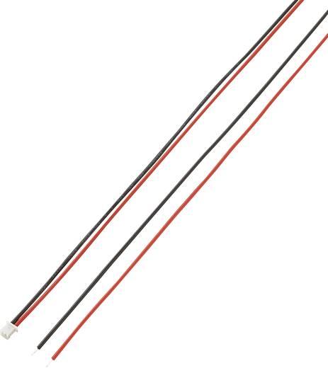546800 Afgemonteerde kabel Totaal aantal polen 2 Rastermaat: 1.27 mm 1 stuks