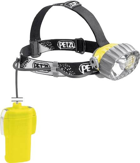 LED, Halogeen Hoofdlamp Petzl Duo Belt LED 14