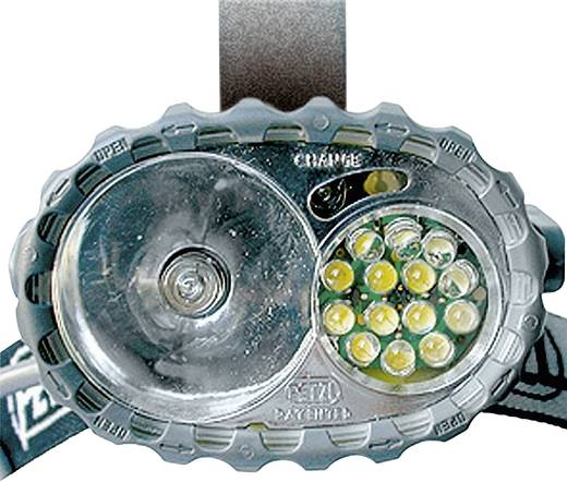 LED, Halogeen Hoofdlamp Petzl Duo Belt LED 14 werkt op batterijen 67 lm 430 h E76P