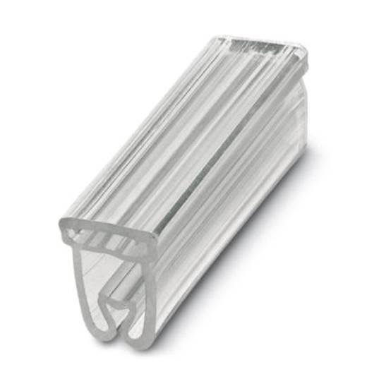 Kabelmarkering Montagemethode: Schuiven Markeringsvlak: 15 x 4.20 mm Geschikt voor serie Enkele aders Transparant Phoeni